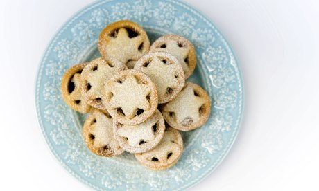 Long run? Have another mince pie. You deserve it