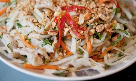 Nom (Vietnamese salad)