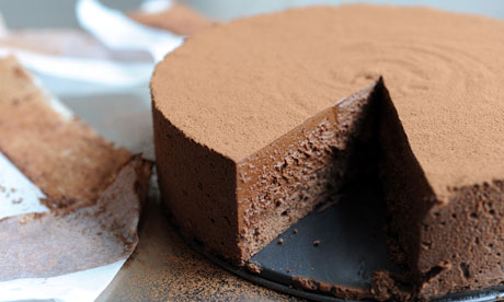 French Chocolate Mousse Cake Recipe chocolate french mousse cake ...
