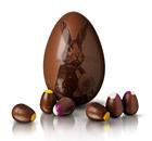 Hotel Chocolat Beau Bunny egg