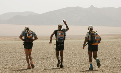 Why I'm running the Marathon des Sables Training to run 150 miles through the Sahara takes over your life and puts a strain on your relationships. One runner explains why all the sacrifices are worth it