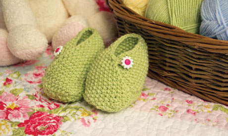 Knitting Pattern Central Food : Knitting pattern: baby shoes Life and style The Guardian