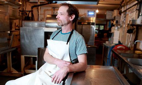 Neil McLennan founder of Clean Bean tofu