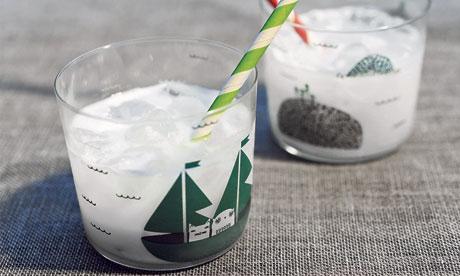 Calpis drink