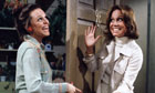 Rhoda ? from left: Valerie Harper as Rhoda Morganstern and Mary Tyler Moore as Mary Richards. Photograph: CBS Photo Archive/Getty Images