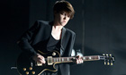 Romy Madley Croft of The xx performs as part of the 2013 Coachella Valley Music & Arts Festival