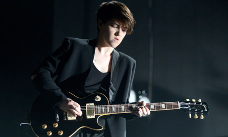Romy Madley Croft of The xx performs as part of the 2013 Coachella Valley Music &amp; Arts Festival