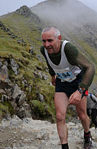 56-year-old fell-running legend Colin Donnelly