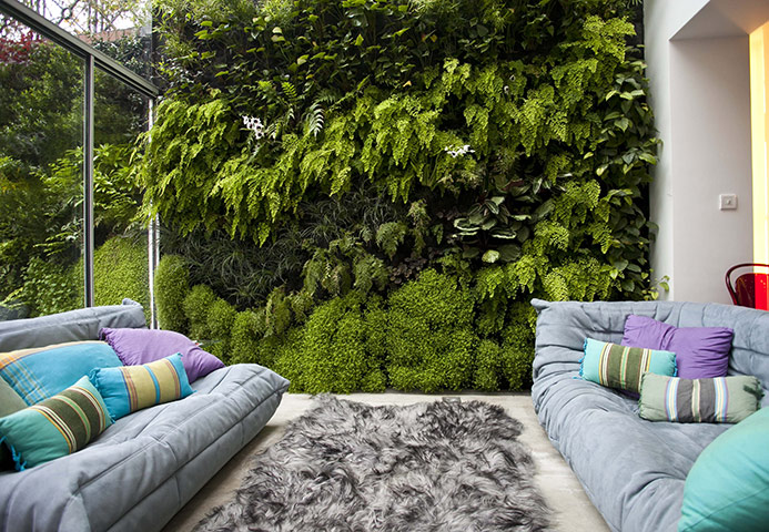 1000 Images About Jardines Verticales On Pinterest