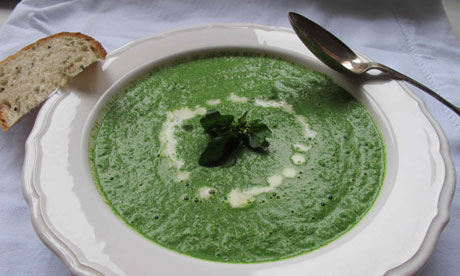 Felicity Cloake's perfect watercress soup.