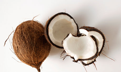 Flavout Thesaurus this week is brough to you by a coconut