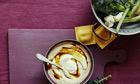 10 best yoghurt: 1 SESAME YOGHURT PASTA SALAD