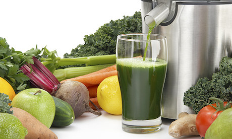 Green juice: drink your way to five a day
