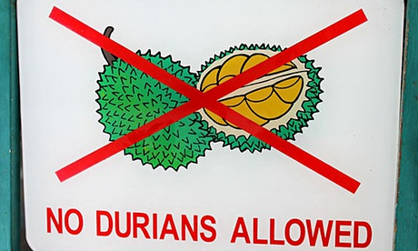 Durian, the world's sm...