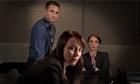 Steve Arnott, Lindsay Denton and Kate Fleming in Line of Duty