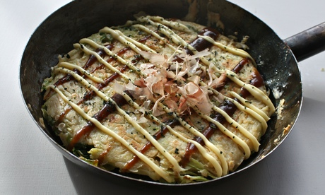 Okonomiyaki With Trotters Recipe — Dishmaps