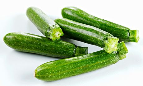 GYO Courgettes