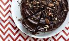 10 best Chocolate and pecan tart