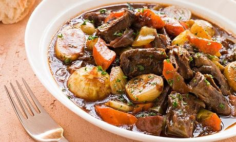Bulltail stew