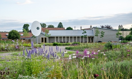 Oudolf Field at Hauser & Wirth in Somerset