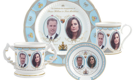 tacky royal wedding memorabilia. Royal Wedding Memorabilia