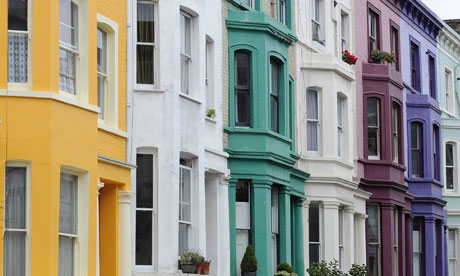 House price rise for terraces of 118 a week money the for What is terrace house