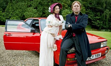 Jon Culshaw & Debra Stephenson Show