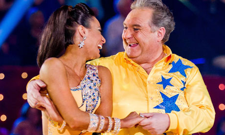 Strictly Come Dancing clings on in X Factor battle