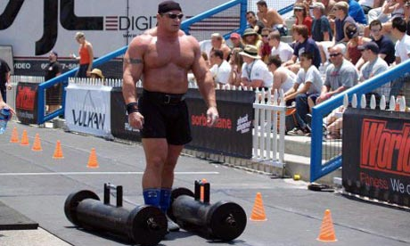 The World's Strongest Man: uplifting stuff from Mariusz Pudzianowski