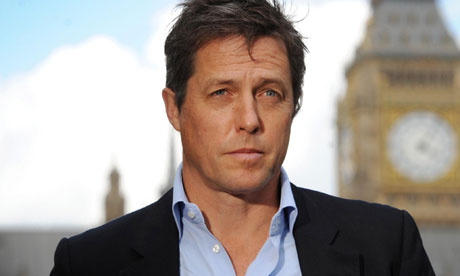 Hugh Grant: another person annoyed by Paul McMullan.