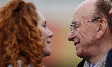 Rupert Murdoch Rebekah Brooks