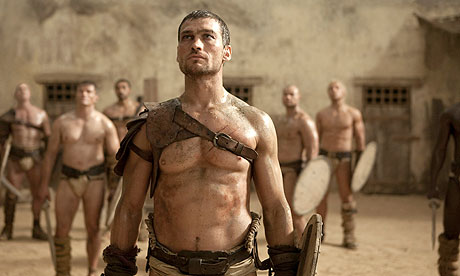 who played spartacus in the tv series