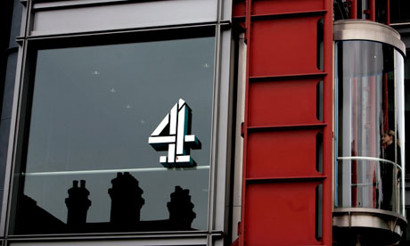 Channel 4 dispatches logo channel
