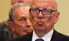 News Corp chairman and chief Rupert Murdoch