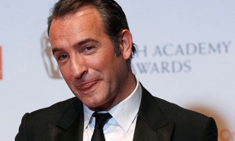 Baftas 2012 more than 5m take a seat to see the artist for Dujardin 007
