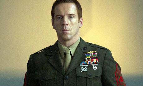Damian Lewis in Homeland episode six