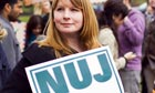 Michelle Stanistreet, NUJ general secretary