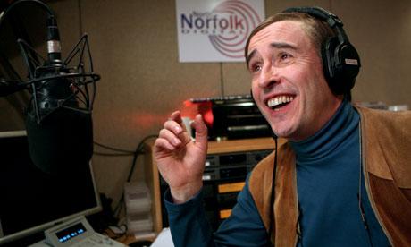 Alan Partridge Shrug Six to Watch Alan Partridge's