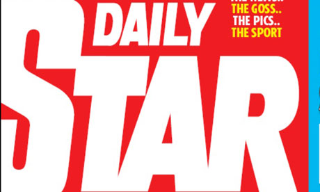 Daily Star Tesco ad