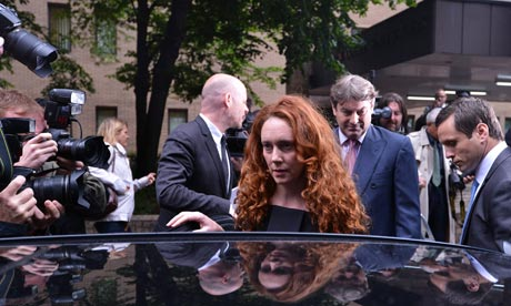 Phone hacking: Rebekah Brooks and Andy Coulson face charges Rebekah-Brooks-008