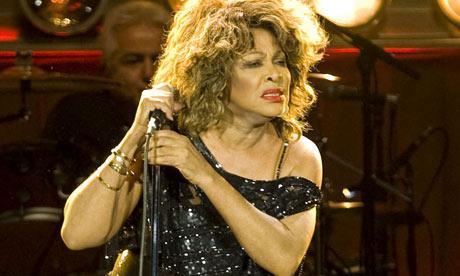 Tina Turner 2012 | Short Hairstyle 2015
