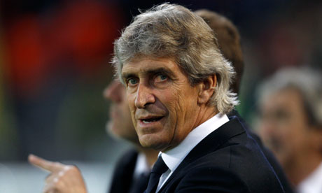 The 64-year old son of father (?) and mother(?), 188 cm tall Manuel Pellegrini in 2017 photo