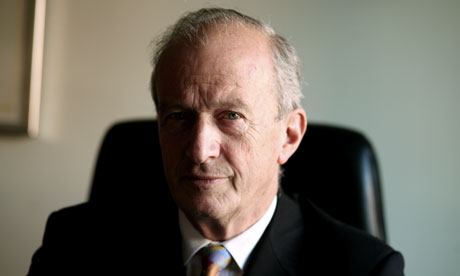 Lord Hunt, chairman of the Press Complaints Commission