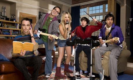 Cast of Big Bang Theory