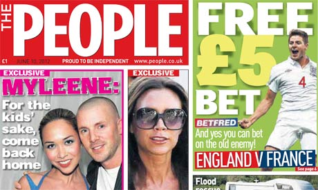 The People cover 10 June 2012