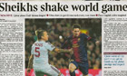 Times 'duped' into printing hoax Qatar Dream Football League story