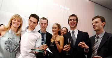 Student Media Awards - York Vision