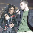 Janet Jackson at Super Bowl