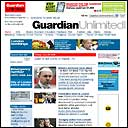 Guardian Unlimited front page