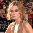 Keira Knightley at the premiere of Pirates of the Caribbean 2